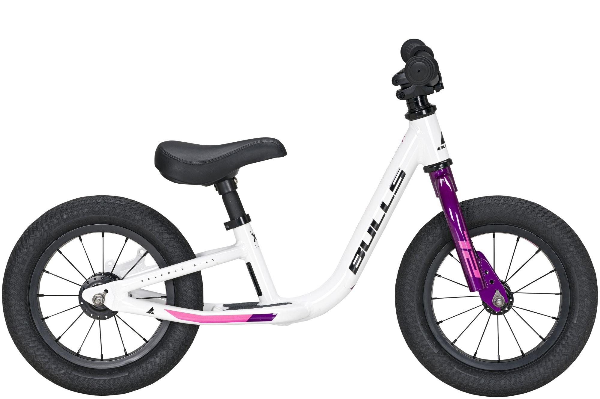 Rad BULLS Kinderlaufrad Tokee Runner Girl white für Kinder bei Radonline